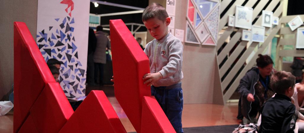 Exposition Tangram Sylvain Lamy