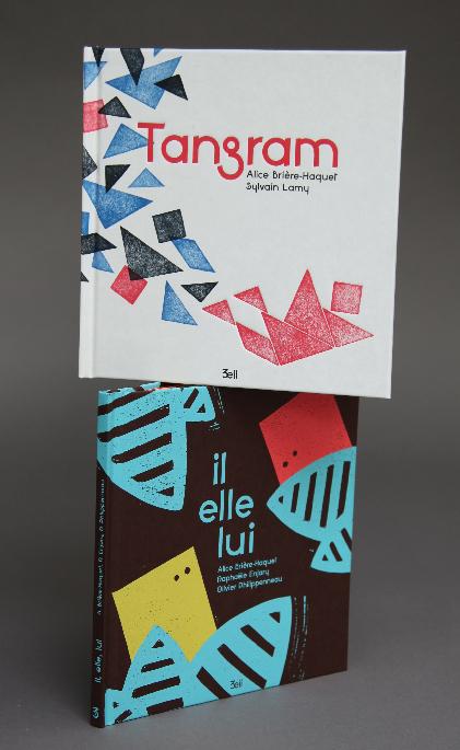 Tangram - Sylvain Lamy - Alice Brière -Haquet - éditions 3œil