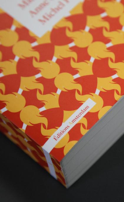 Motif - charte graphique - éditons Amsterdam