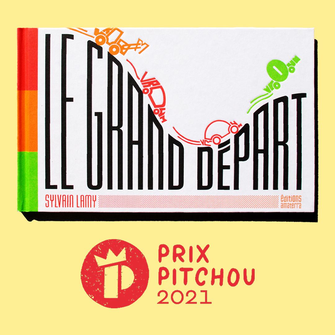 Prix Pitchou 2021 pour Le Grand Départ